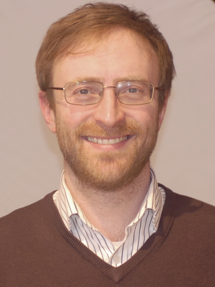 Photo of Dr Andrew Seagrave