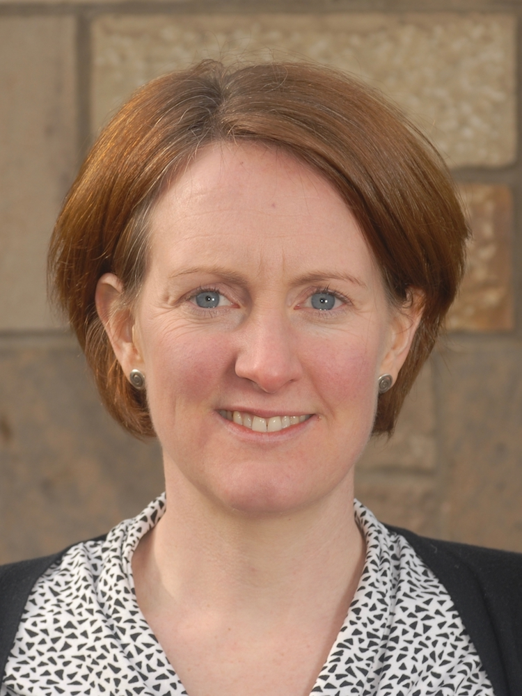 Photo of Dr Eilis McKechanie